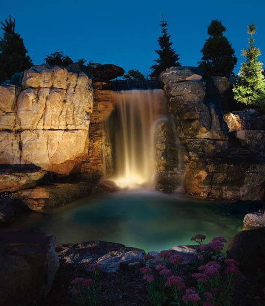 Kichler_Landscape_falls
